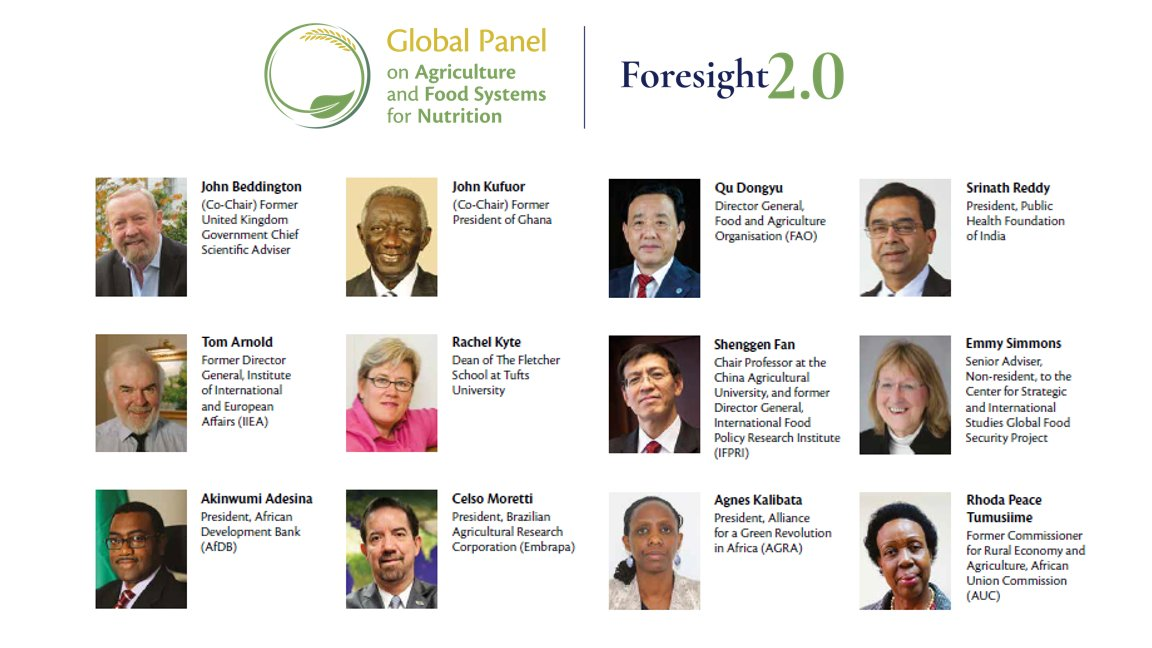 🗓️SAVE THE DATE 29th September 2020 @Glo_PAN is launching the #new #report:  Foresight 2.0 Future Food Systems: For people, our planet, and prosperity  Join us for the launch here: https://t.co/wGfpWDn8Su #Foresight https://t.co/dtUeIBbQ3P