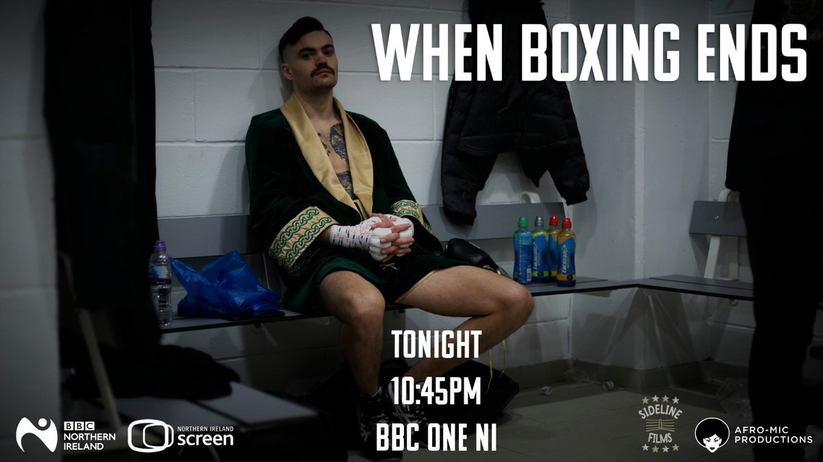 Make sure to tune into this show tonight!  When Boxing ends https://t.co/tmRFY6iwgQ