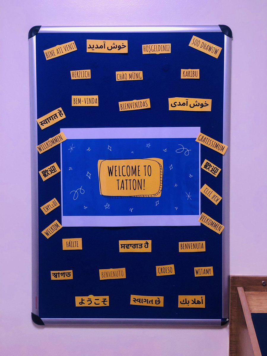 Our signing in area has been jazzed up and is hopefully more welcoming for when we are able to accept visitors 😊  #carers #mentalhealthcarers #socialwork #welcome #rhsd #penninecare https://t.co/XaaItiRj32