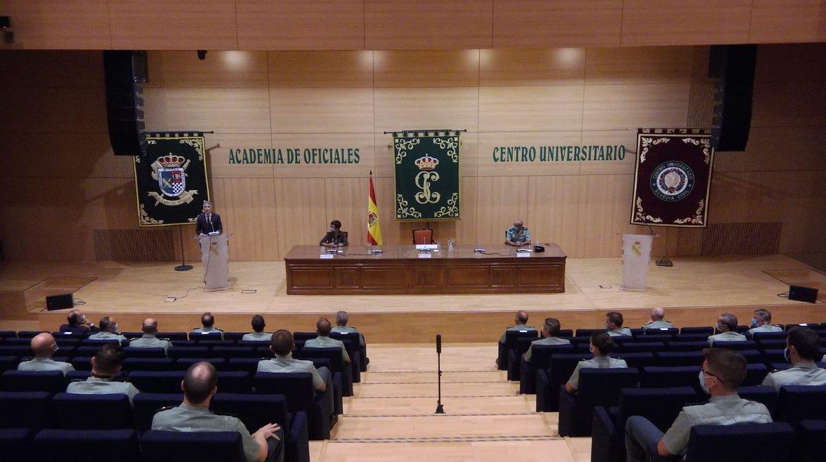 Foto cedida por Ministerio del Interior