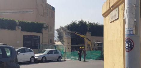 Lavori di ristrutturazione all'hotel Villa Igea, demolito lo storico ingresso - https://t.co/DMXRcxf6SA #blogsicilianotizie