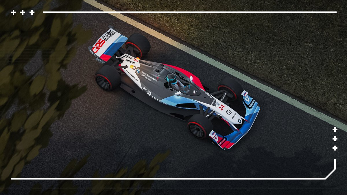All hell is breaking loose today.👹  Match Day 3 in the @V10RLeague.  The team to beat: BWT Racing Point Esports Venue: Nordschleife aka Green Hell 🌳🔥  Catch all the action with @btsport, @ESPN and STARZPLAY. Please check your local listing!  #BMWSIM #racingredefined https://t.co/bymThnEuFW
