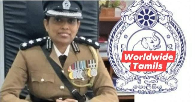 #இலங்கையின் முதலாவது பெண் பிரதிப் பொலிஸ்மா அதிபராக பொலிஸ் அத்தியட்சகர் பிம்சானி ஜசிங்காராச்சியை நியமிக்க தேசிய பொலிஸ் ஆணைக்குழு அனுமதி!   #SL #LKA #LK #WWTnews #WorldwideTamils https://t.co/98oQbDG0SN