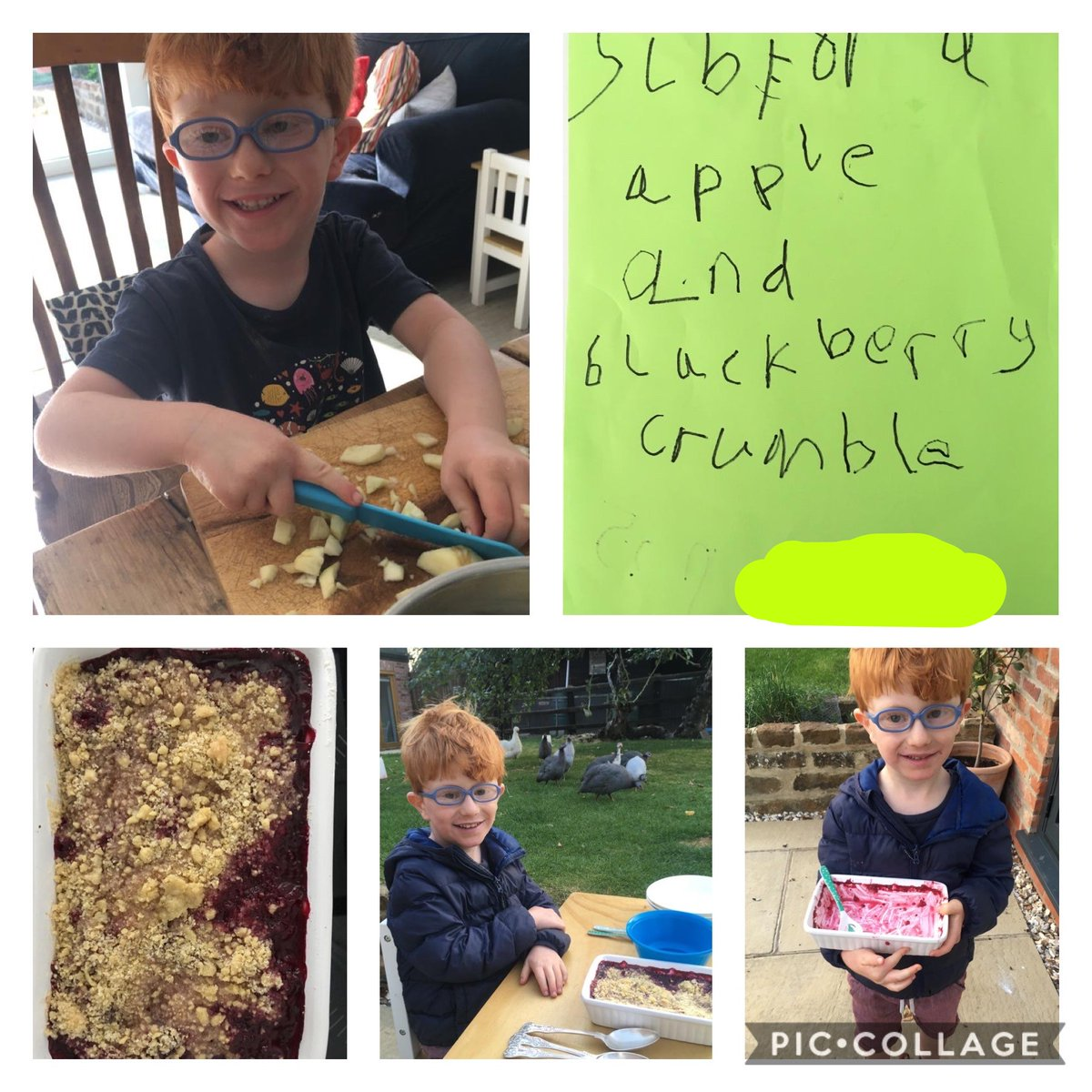 Some great work on our home challenge to get creative with apples from our school orchard.  #appleday #BeYouBeSibford #apples #cookingathome https://t.co/JafJC9sydq https://t.co/P5QNsy6cYg