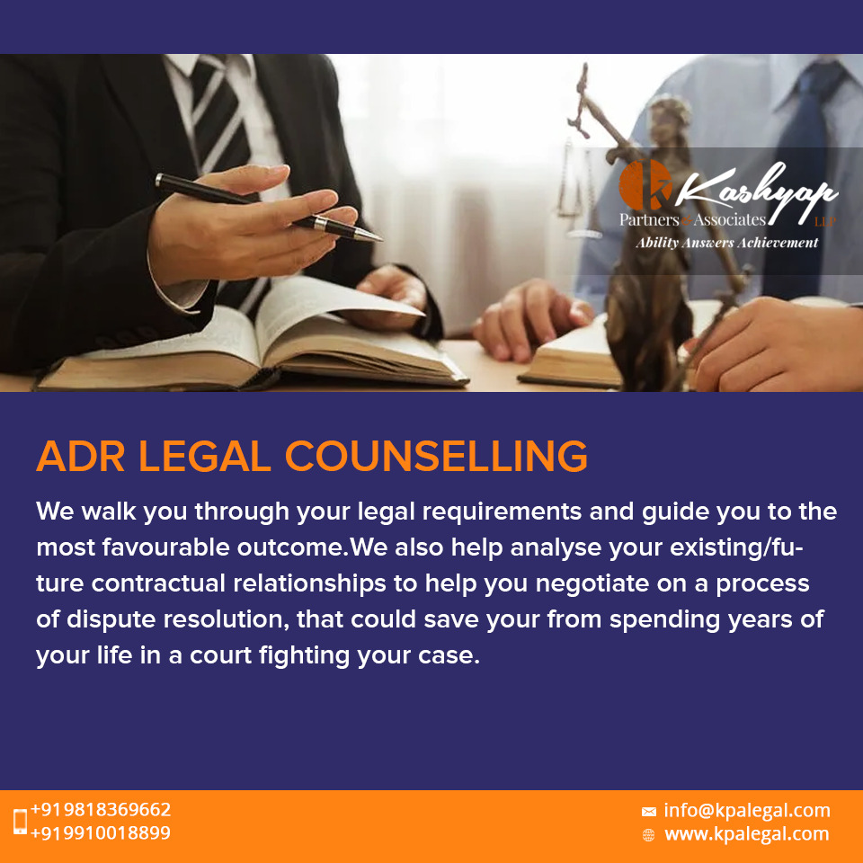 The benefits of parties engaging in alternative dispute resolution to resolve legal difficulties are numerous. Parties can settle their disputes on their own terms and this often brings a great feeling of relief.   #ADRLegalCounselling #AlternativeDisputeResolution #kpalegal https://t.co/5yErsK3q7u