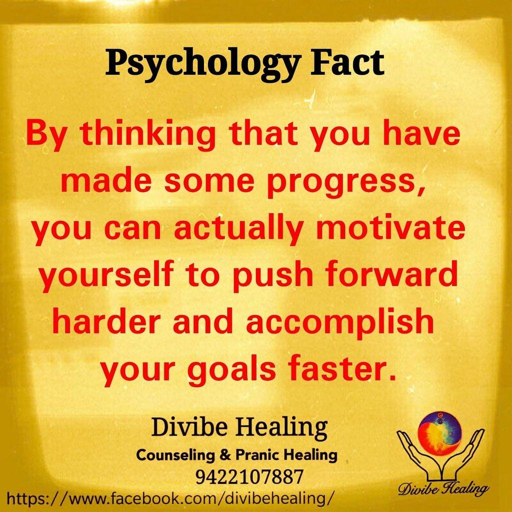 Today's Psychology fact   #divibehealing #pranichealing #chakrahealing #energyhealing #aura #mentalhealth  #mentalhealthawareness #therapy #psychologicalfacts  #counselling #psychologyfacts #healing #selflove #positivevibes #mindfulness #love #gratitude  #abundance #prosperity https://t.co/CDrfdlpbo4