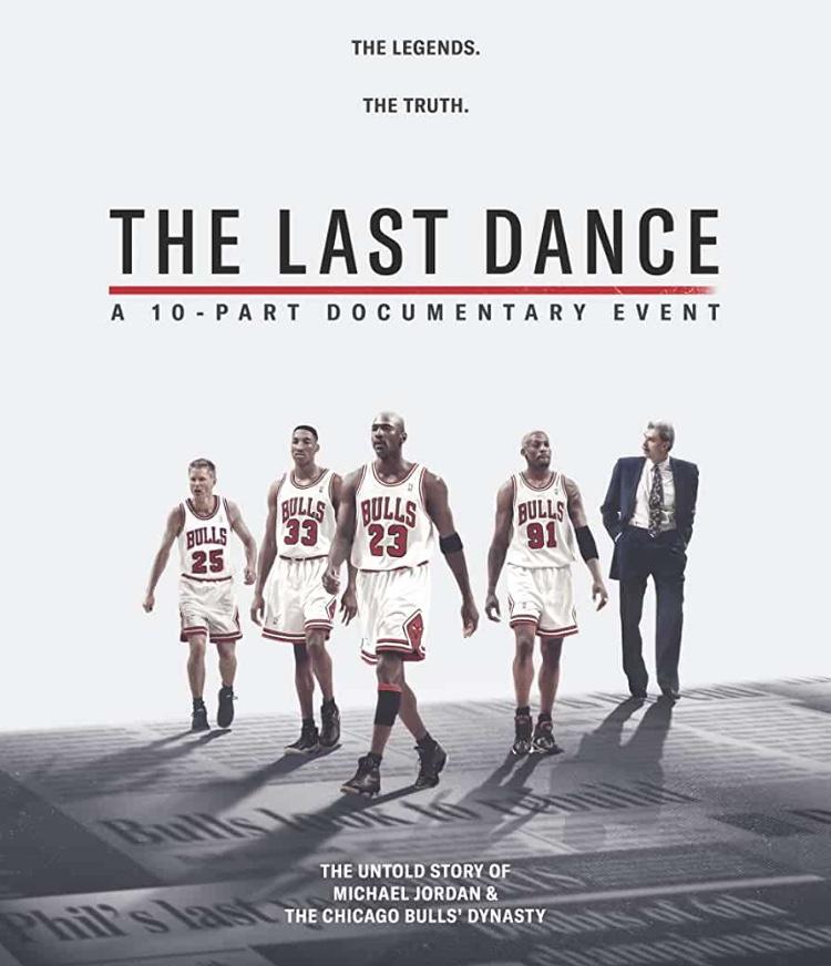 #MichaelJordan lo hizo de nuevo.  #TheLastDance, el documental sobre su carrera en la #NBA, gana el Premio Emmy como 'Mejor Serie o Documental de no ficción' 🙌🏼🏀🏆🎬  https://t.co/cjUZvi1O7Q | #GradaNorte https://t.co/yOPFtahaFc
