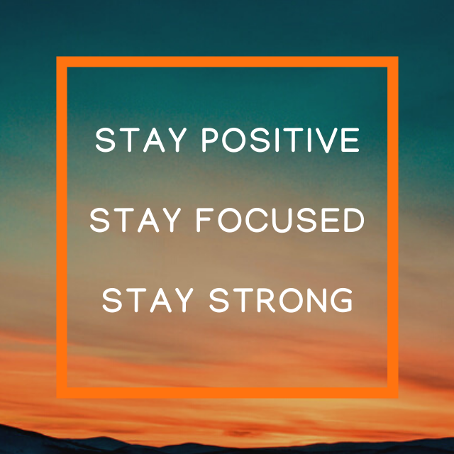 Monday Motivation  Stay positive. A positive mind is a healthy mind #PositiveVibes #HealthyLiving https://t.co/voB4dvlT3C