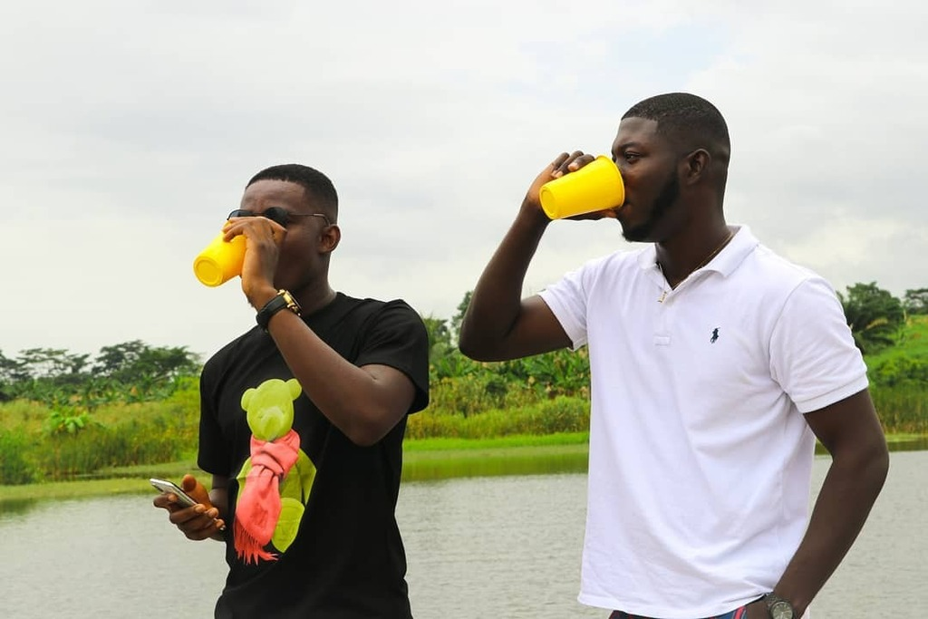 Drinking Game: Never have I ever had an amazing time at @gomoa_wonderland 😂🥤🤸🏾♂️🚣🌴🥥🌅🔥🚴🇬🇭🍻 #TheEscape #GomoaWonderland #Camping #nature #getaway #ghana #adventure #squadgoals https://t.co/o9quY45Yr9 https://t.co/oKa3BIDQKa
