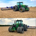 Image for the Tweet beginning: John Deere 6175 supplied to