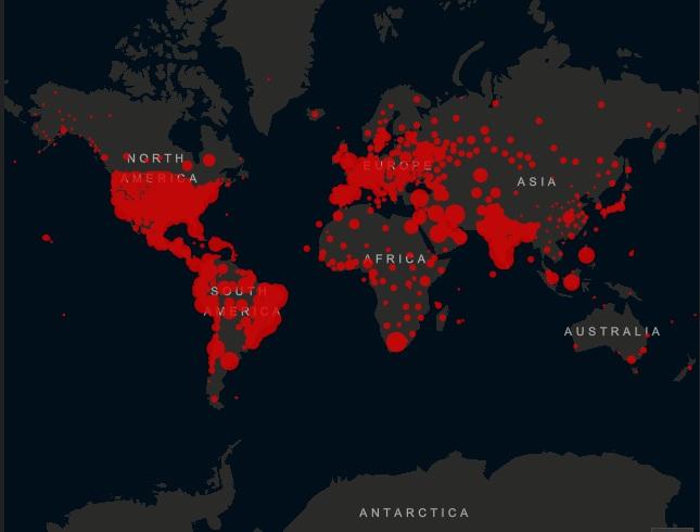 Cijfers COVID-19 wereldwijd voor week 38 https://t.co/luzYBJBNNc https://t.co/2VCVLRLF50