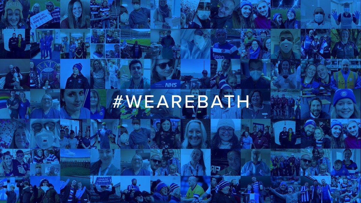 Bath Rugby @bathrugby