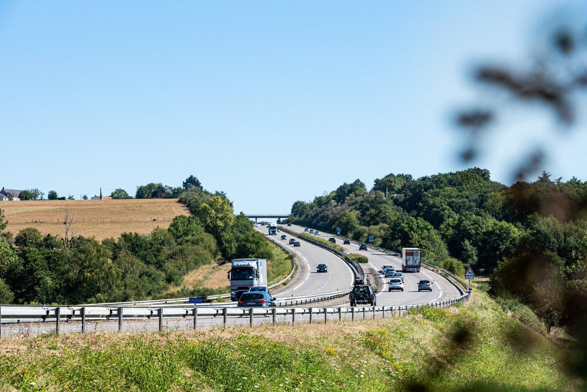 A11, km 335, le bocage nantais, Pays de la Loire #VuedAutoroute https://t.co/kuk95TjCrd