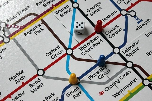 Photo By philm1310   Pixabay   #underground #tubemap #stations #boardgames #gaming #gamedesign #logistica #logística #logistik #networks #games #ferrocarril #tren #game #map #london #boardgame #logistics #dice #mapa #mapas #network #traffic #publicity #öffentlicherverkehr #kereta https://t.co/BUWd7nHVkT