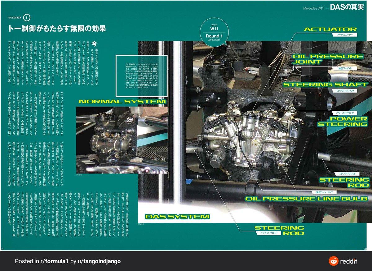 Merc DAS images in Japanese mag via reddit https://t.co/YJQ2IT0For https://t.co/9s30pUZXVp