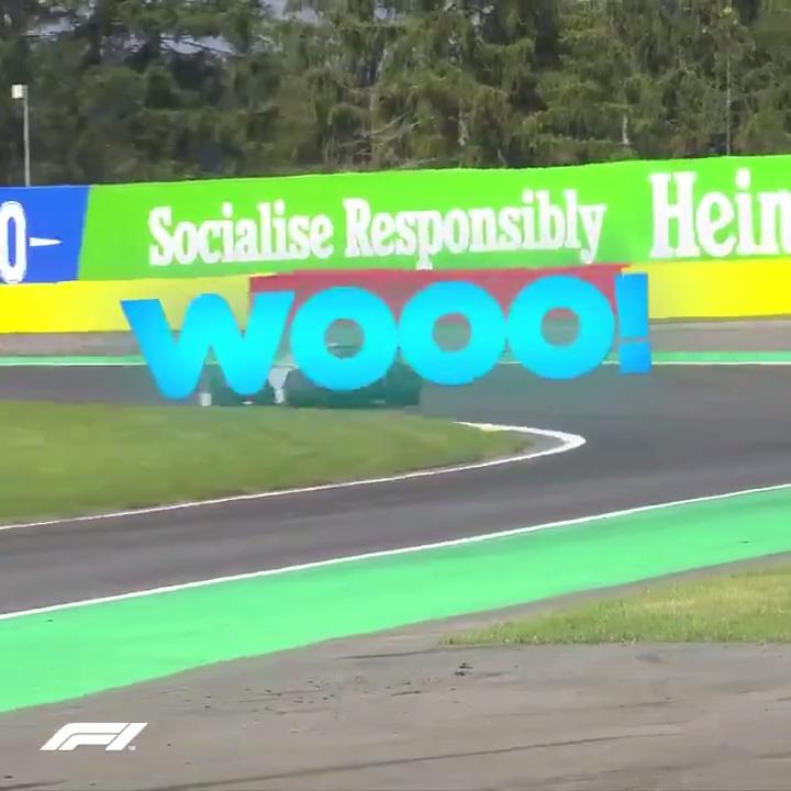 🎊 IT'S RACE WEEK! 🎊  #F1 https://t.co/nJCQEX1qYi