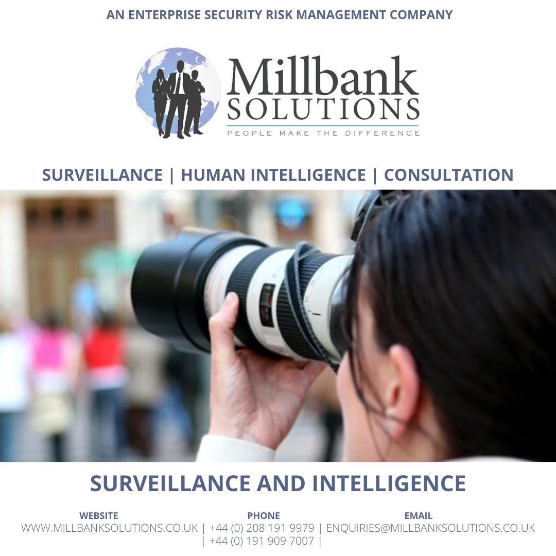 #Humanintelligence sources have been used for centuries and in numerous scenarios.   Would you know if you have a 'leak' in your company or organisation?  The #insiderthreat is significant and can be catastrophically damaging.   Contact us for assistance.   #Counterintelligence https://t.co/xqv40olzsH