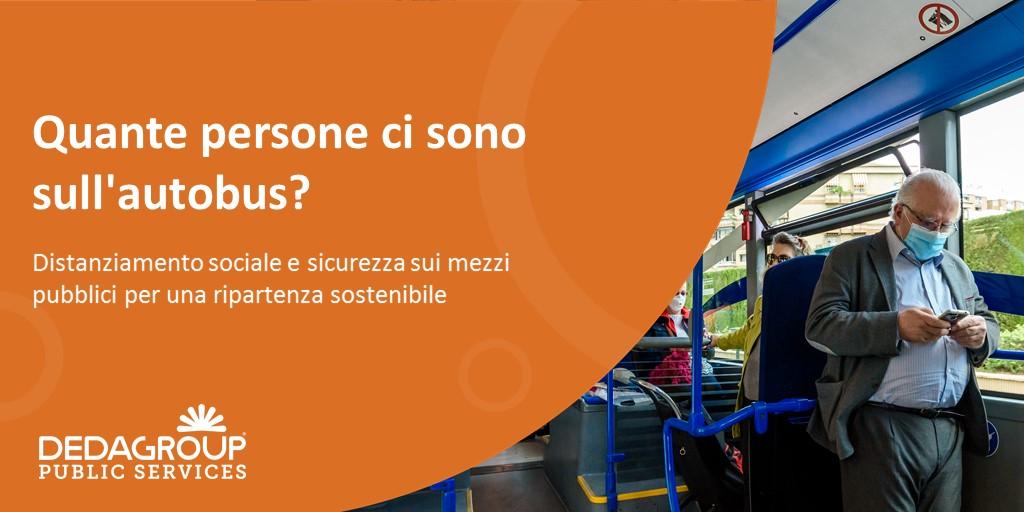 Quante persone ci sono sull'autobus? Come garantire il distanziamento sociale? La nostra esperienza con @uhopper  per il progetto #SMASH. Per una ripartenza sicura! #mobilità #trasporti #mobilitasostenibile #covid #ai #machinelearning #innovazione https://t.co/zb7jwJNSRz https://t.co/NNxUsQhnjx