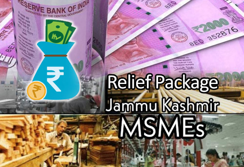 #MSMEs welcome relief package announced by LG, J&K #JammuKashmir @minmsme #MSME #JKMSMEs https://t.co/VLqzrArYHG https://t.co/DwjrN6TU2h