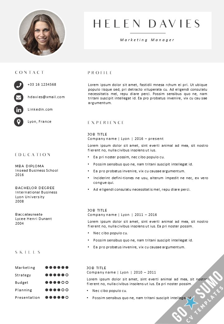 Modern Resume template + Cover Letter Template in MS Word. https://t.co/2ToOXpSdum #jobs #cv https://t.co/brfpQOC63Y