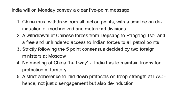 This week's edition of The View From India, a foreign affairs newsletter from The Hindu: - India and China talk disengagement - India and Afghanistan - The week ahead at UNGA  (If you'd like to receive this every Monday, subscribe at the link below!)  https://t.co/Gy9fhcRnlQ https://t.co/Bgan4pFH7x