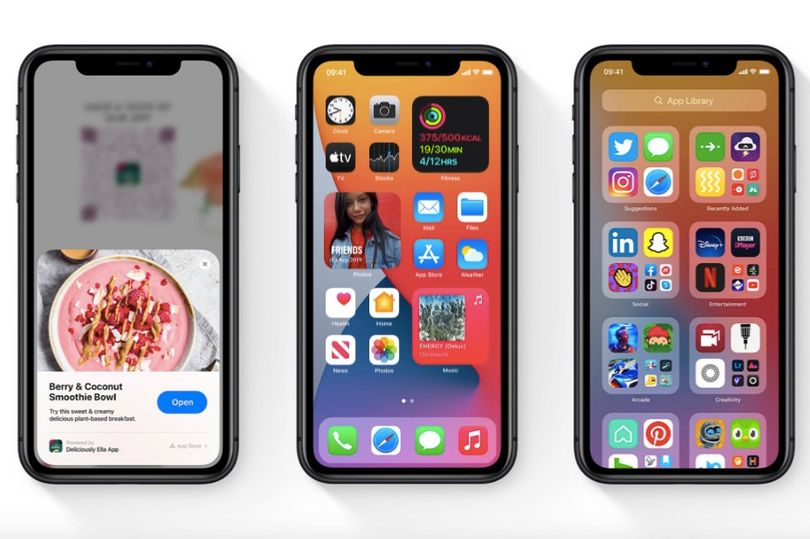 iPhone users are showing off their new home screen layouts - how to change yours