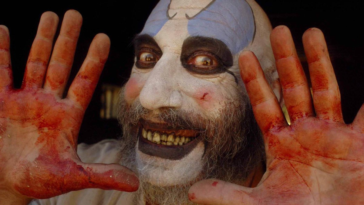 1 year ago today, we lost our Captain 😢 You are truly missed Sid Haig R.I.P (July 14, 1939 - September 21, 2019) https://t.co/nao9cDLvpc