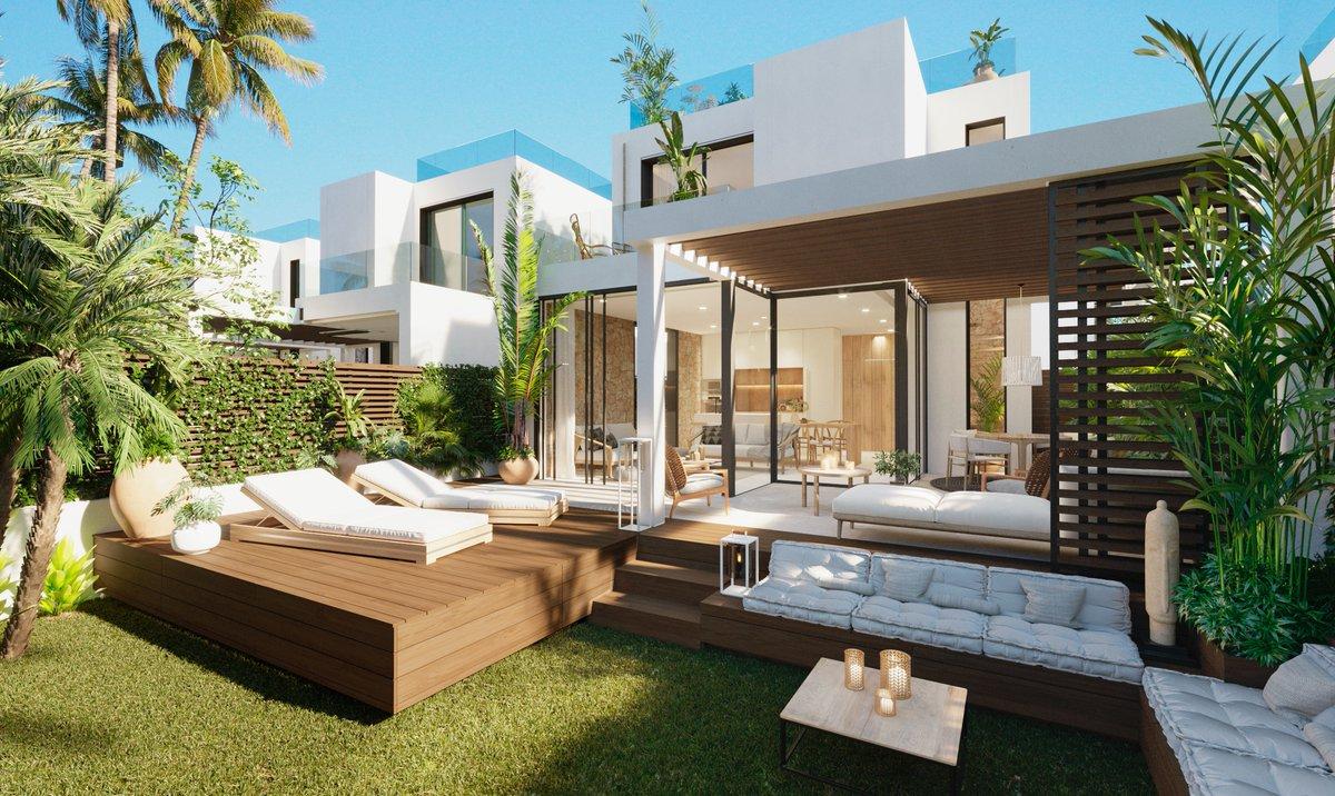 El blanco, los espacios abiertos y sencillez de las líneas rectas son la identidad de este maravilloso enclave en medio del mediterráneo  Cala Tarida, Islas Baleares.  Concepto e interiorismo  #Futur2 #Futur2Estudio #CalaTarida #BalearicIslands #Mediterranean #Luxury #Resort https://t.co/tSbve0OFV5
