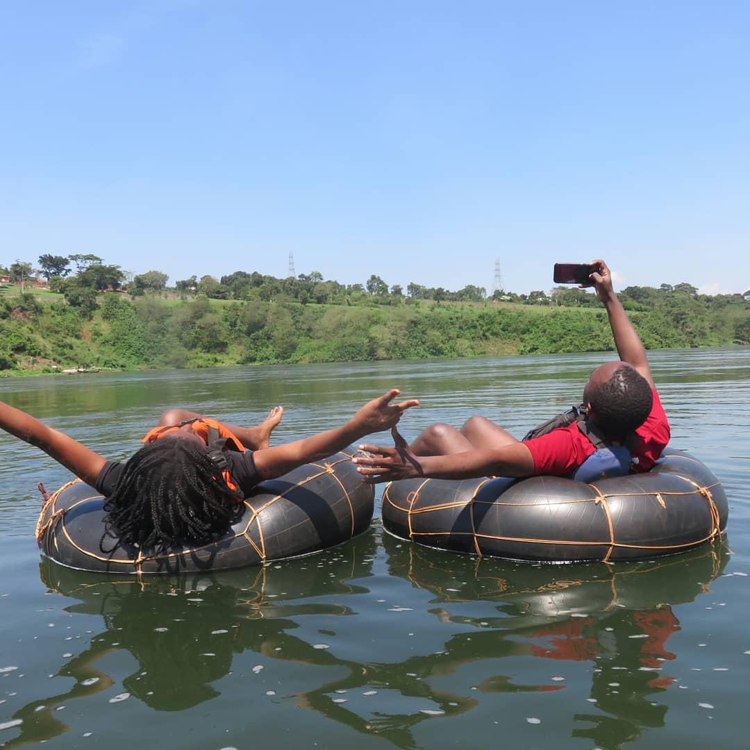 This is how we do  Experience the Nile with us +256773744689 Expertrivertubing@gmail.com https://t.co/369KVFgBjP #Visitjinja #Tourjinja #Tulambulejinja #VisitUganda #Touruganda #Ugandaadiventures https://t.co/CTUtWonD1y