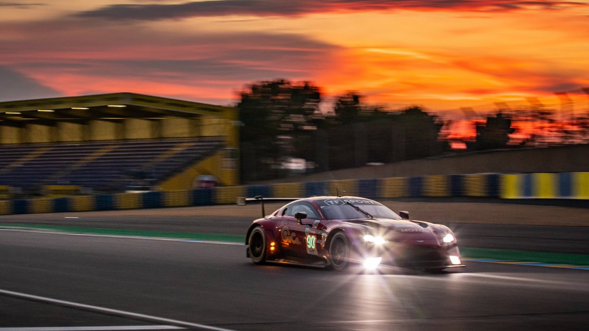 LE MANS 2️⃣4️⃣ HOURS WINNERS!  High-fives all round to @OfficialTFSport & @JonnyAdam (as well as Salih Yoluc and Charlie Eastwood) who took GTE Am victory yesterday.  Elsewhere, Maxime Martin won GTE Pro while Marco Sørensen, Nicki Thiim and Richard Westbrook were third in class. https://t.co/fldLBa0OME