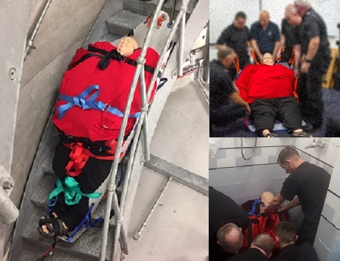 #UK #fire crews forced to #rescue 23 #overweight people who get stuck in their homes every week https://t.co/6M8937r1W8 #Paramedic #Ambulance #Nursing #Police #Firefighters #NHS #Hospital #Bariatric #BariatricTraining #Training #Extrication #WLS #HART #Obesity #MSD #SAR https://t.co/r6tNxLYdOc
