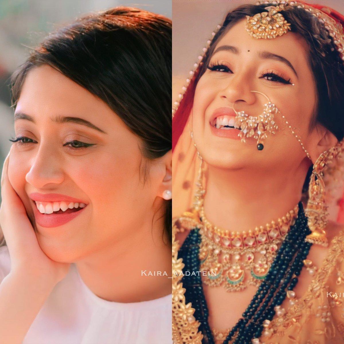 Kinna Sona, Kinna Sona Tainu Rab Ne Banaya, Jee Kare Dekhda Rawaan @shivangijoshi10  #ShivangiJoshi #Naira #yrkkh https://t.co/90zzTuGN3T