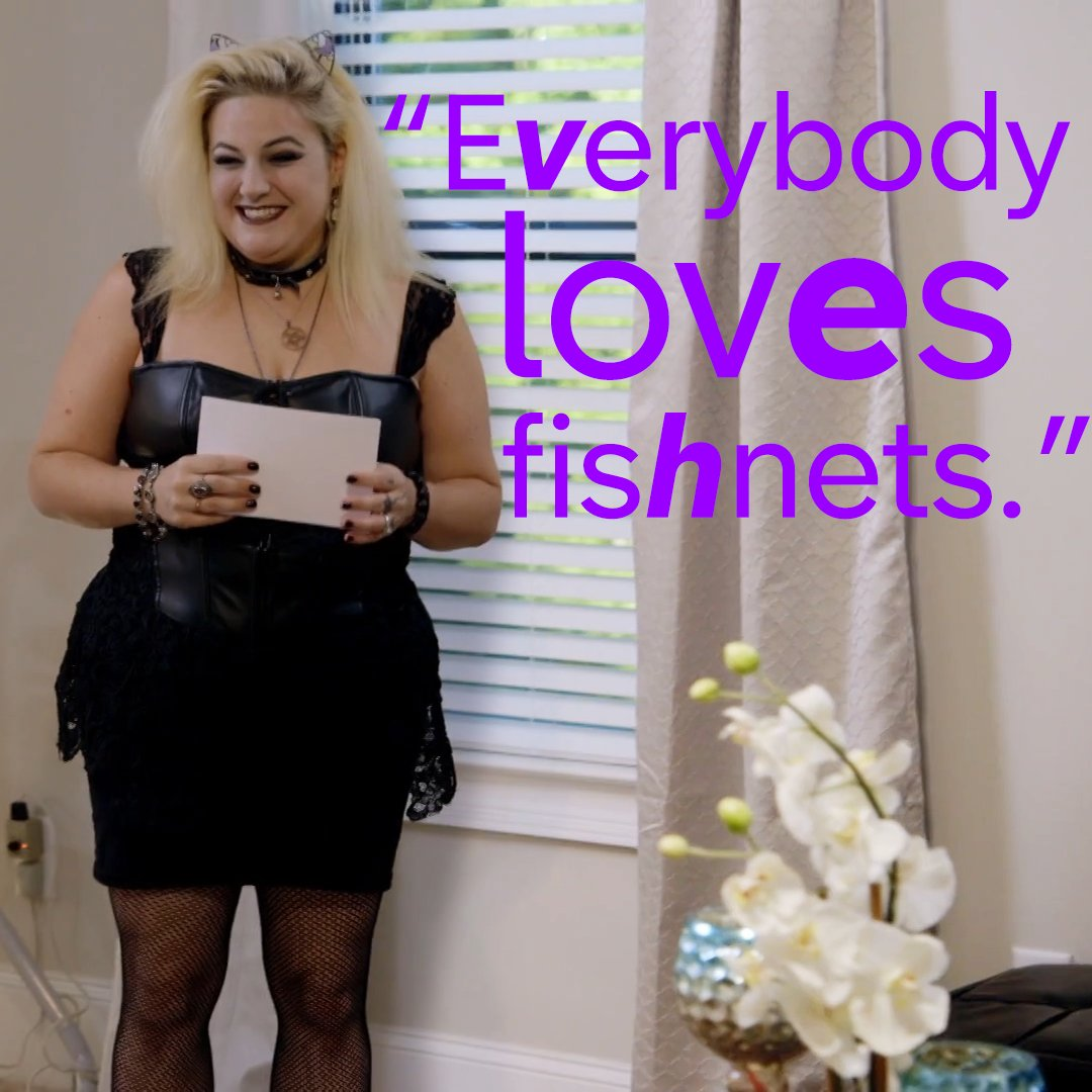 Let's bring fish nets back! 🐟 #WifeSwapUSA Mondays 10pm https://t.co/6h2fBS9K4p