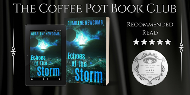 """""""...impossible to put down —  it is addictive to the extreme... Jack Gamble is the kind of hero that a reader can really get behind.""""  https://t.co/hwrOTOmbD9  Get ECHOES OF THE STORM now! #scifi #spaceopera #lgbtq https://t.co/CnDXMVs1wB"""