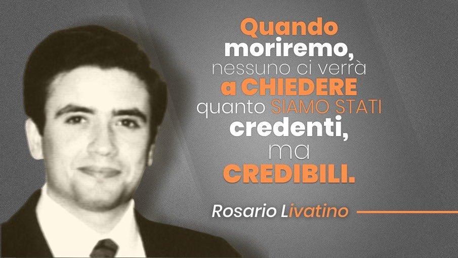 #rosariolivatino