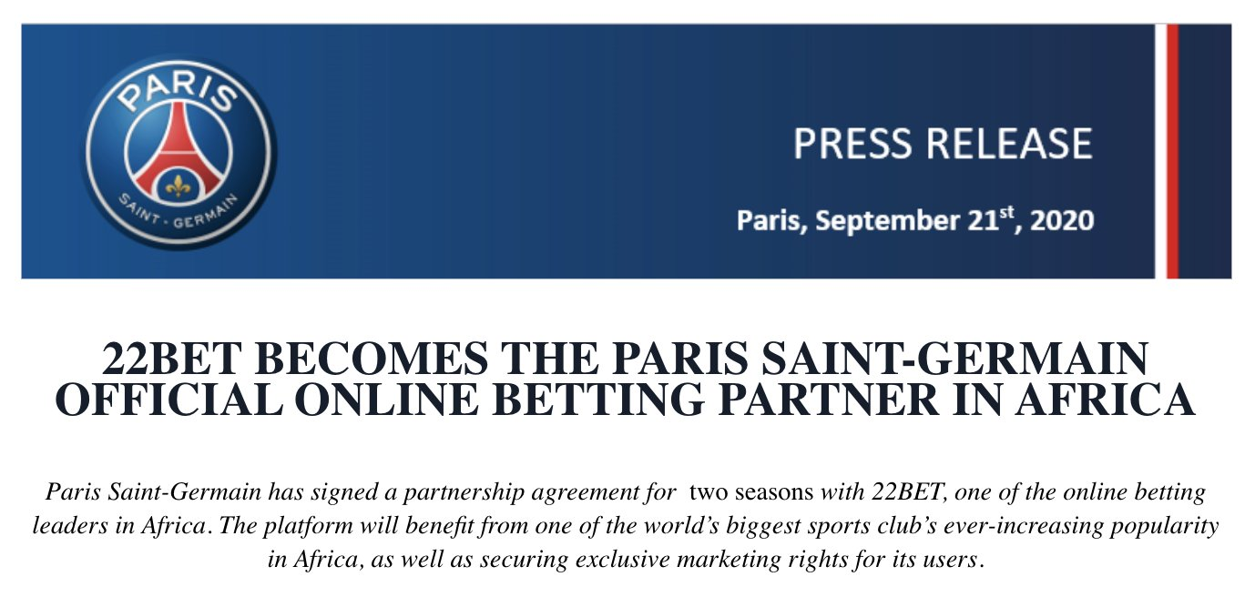 betting partnership for 21st