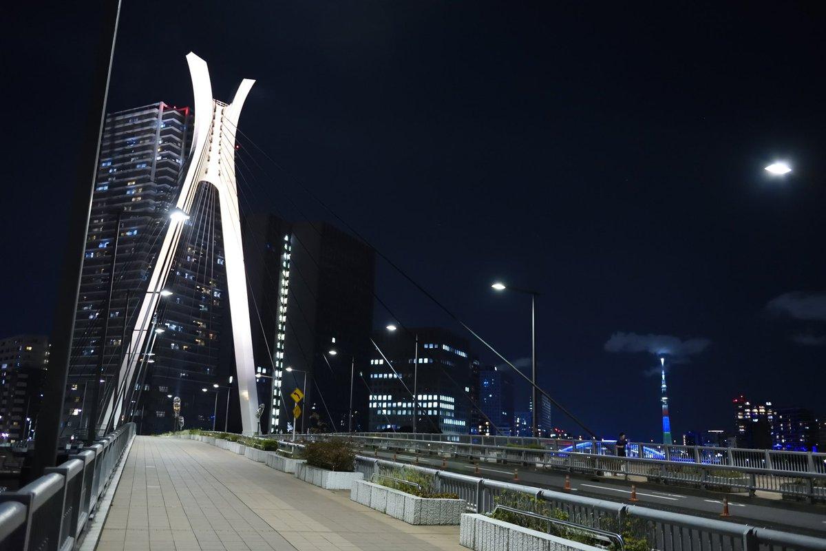 #月島 #橋 #光 #東京 #夜景 #散歩 #風景 #景色 #空 #日本 #カメラ好きな人と繋がりたい #写真撮ってる人と繋がりたい #写真好きの人と繋がりたい #ファインダー越しの私の世界 #night #nightview #bridge #beautiful #Tokyo #japan #city #love #nofilter #landscape #nature  https://t.co/qKxHxqhbrb https://t.co/GwU2Cn2Ext
