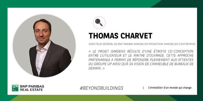 Thomas Charvet, DG de BNPPI…