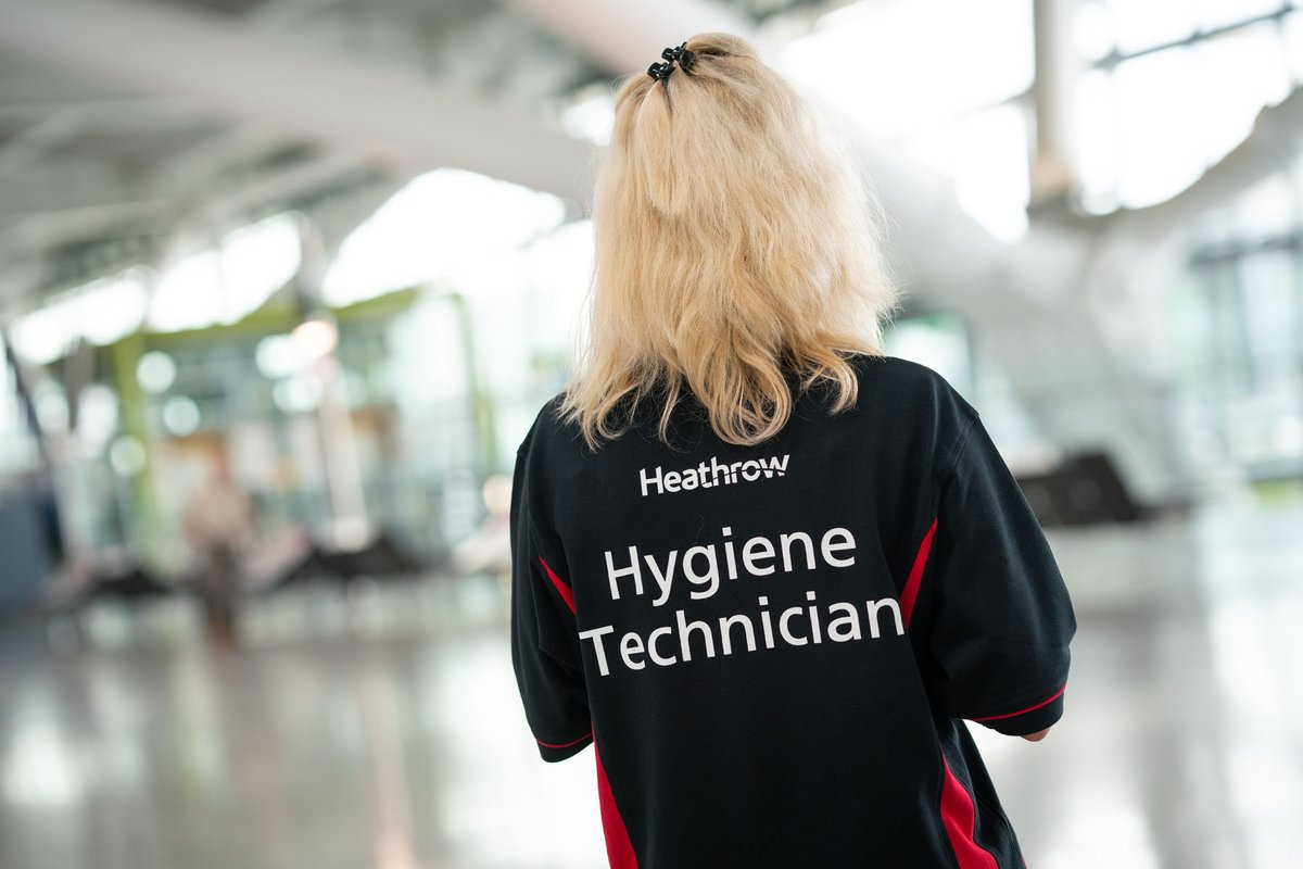 At #Heathrow, we have a team of hygiene-technicians who thoroughly disinfect the airport, continuously monitor the effectiveness of new anti-viral technologies and answer passenger queries.   Find out about the measures we've taken at https://t.co/ZohASTWJ5x https://t.co/QbQrUQ8K0m