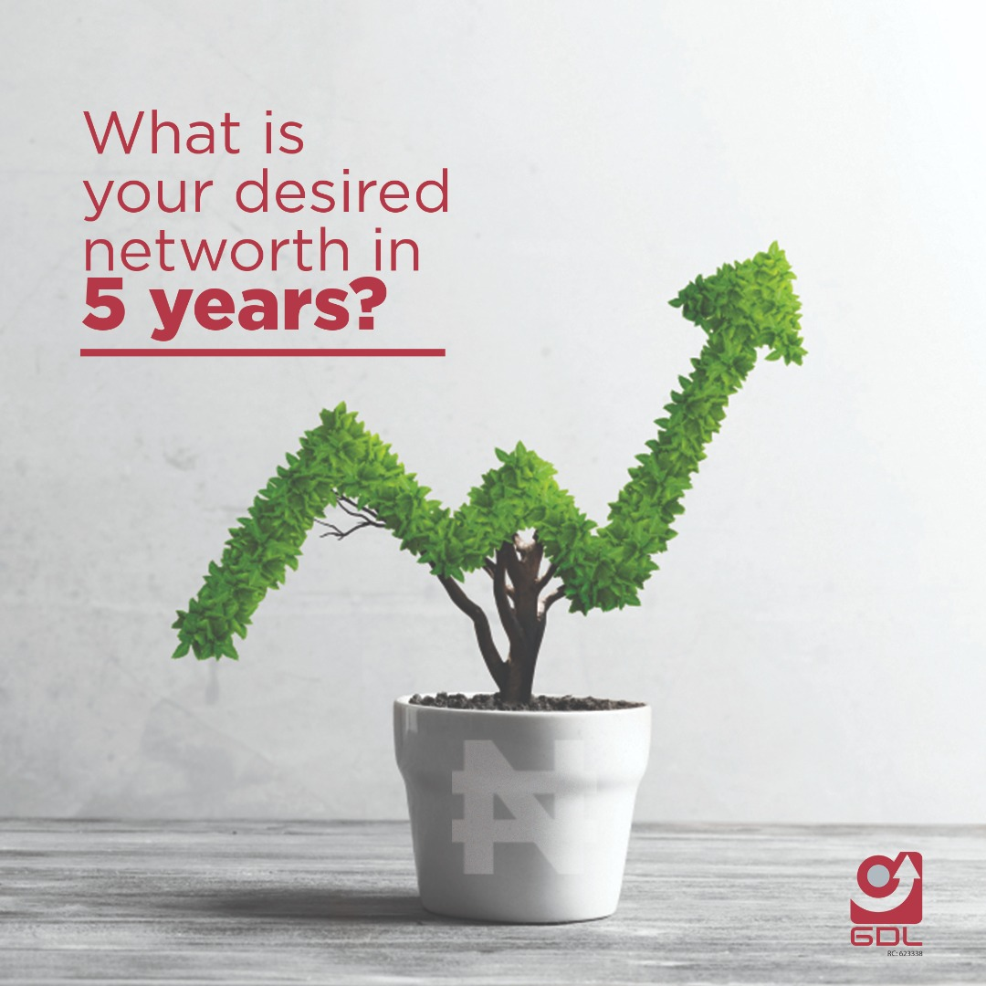Today is another day to plan towards a better future. What's your desired net worth in 5 years? What steps are you taking towards it?  #GDL #FinanceMonday #Finances https://t.co/IMpj6lapX6
