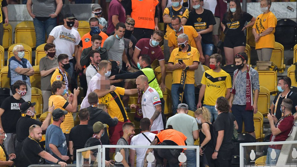 Hamburger SV: Toni Leistner geht gegen seine Sperre vor https://t.co/IVygu9G8as https://t.co/hSKdt3nxrt
