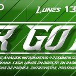 Image for the Tweet beginning: ⚽️ R-GOLLos lunes, a las