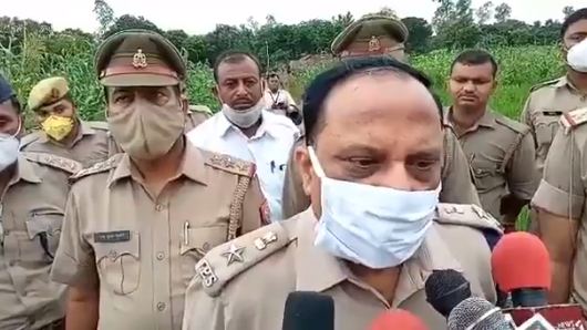It was a solo pilot trainer aircraft. The pilot flew for Mau & was supposed to return to the academy but lost lost communication & crashed. The academy has been informed about the accident: Azamgarh SP Sudhir Kumar Singh twitter.com/ANINewsUP/stat…