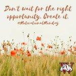 Image for the Tweet beginning: #MotivationalMonday #WilsonSD #WilsonEmpowered