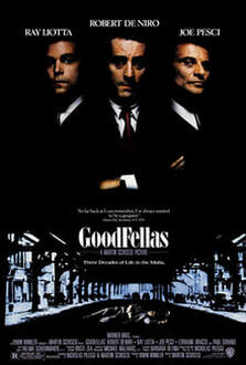 Roshan's DVD of the Week: 'Goodfellas' (18, 139 Mins) Re-released for its 30th anniversary, 'Goodfellas' truly established Martin Scorsese as the master of the Mob movie. https://t.co/k8XRmOvh35
