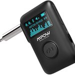 Image for the Tweet beginning: Mpow Bluetooth 5.0 Receiver, Bluetooth