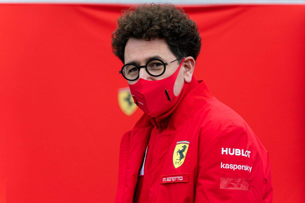 #Ferrari takım patronu Mattia Binotto, bu sezon yaptığı en büyük hatanın #SF1000'in tasarımı olduğunu, önümüzdeki sene kurallar dahilinde aracı geliştirmek için çalıştıklarını, daha iyi olmayı hedeflediklerini söyledi. https://t.co/sOLV3FL0kf