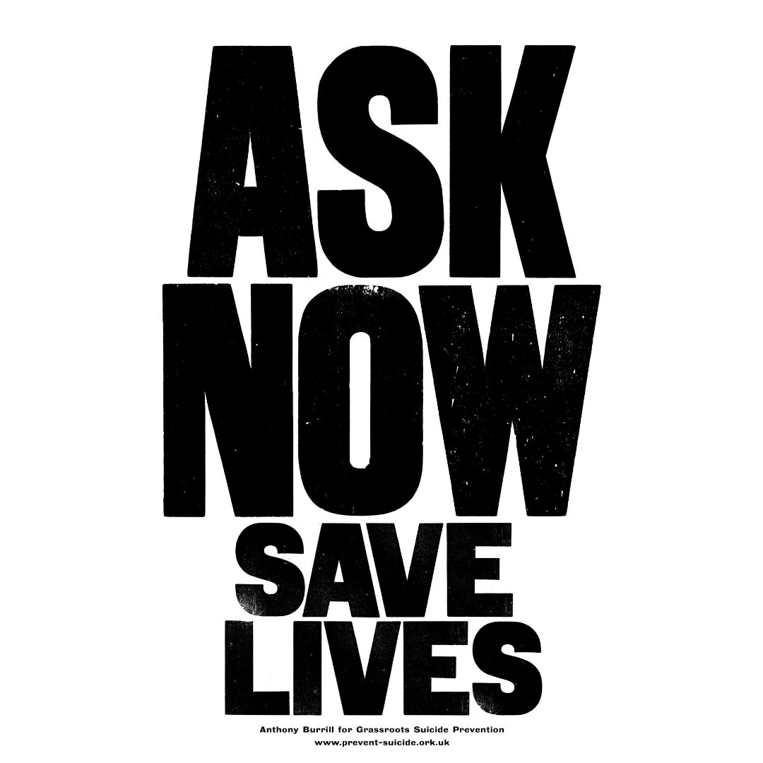 Don't hum and ha about contacting a mate, colleague, or family member  If your 6th sense is twitching about whether someone is OK or not  #ReachIn  Ask them how they are  #AskTwice  You could help save a life  #SuicidePrevention https://t.co/iFpSWt5dRf
