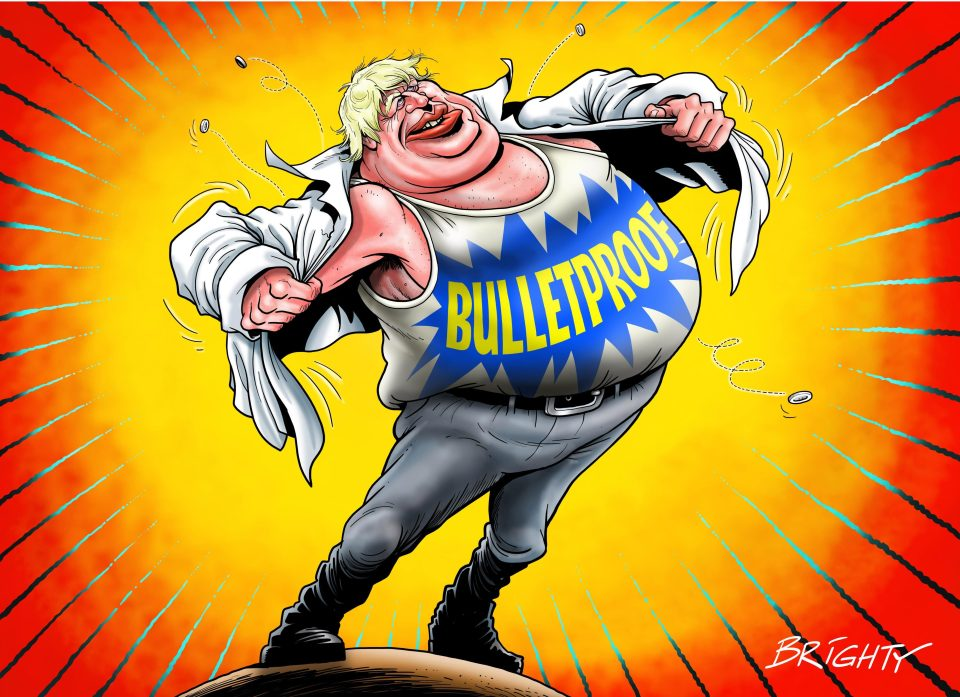 @TerenceMoran9 @campbellclaret @BorisJohnson Working at No. 10. #Boris Just goes to show how terrified lefties and Remainers are of charisma, brains and power of PM @Borisjohnson  - his regeneration powers are legendary!   #blesshim  #borisjohnson  #dominiccummings  #backboris #PMQs  @Kevin_Maguire #DailyMirror @SkyNews https://t.co/4Fb2aO0X5Y
