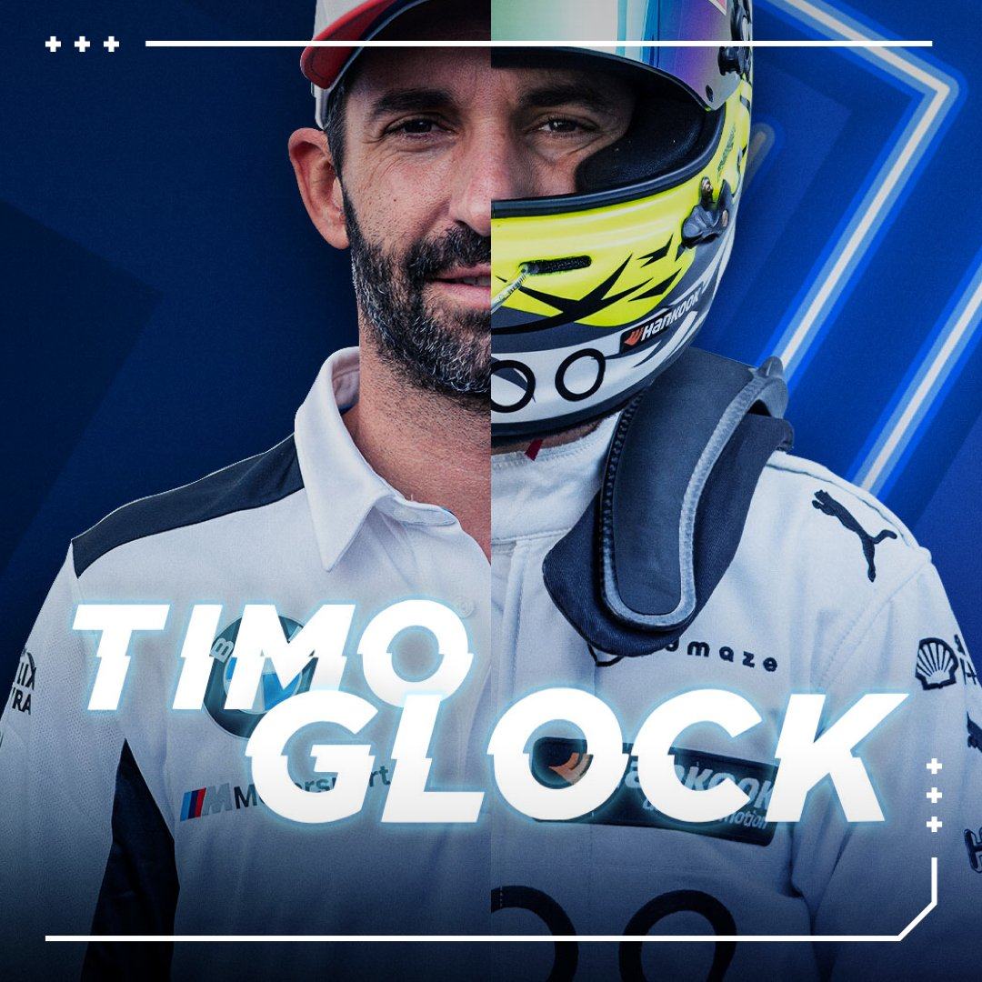 These pro racers compete for us in the DTM Esports Championship: @realTimoGlock...  And yes, we stream the races live at 👉🏻 https://t.co/avClMnLgKs  #BMWSIM #BMWEsports https://t.co/167VhLoApo